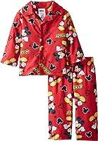 Disney Mickey Mouse Baby Boys' Coat Pajama Set