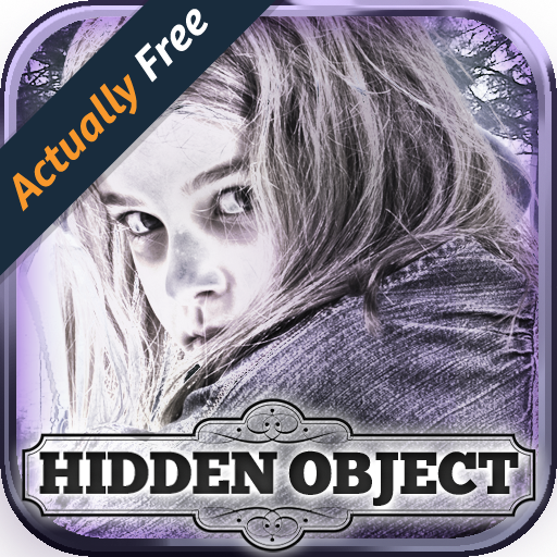 Hidden Object: A Hunt Along the Misty Shore (Free!) Seek and Find (Halloween Hidden Word Search)