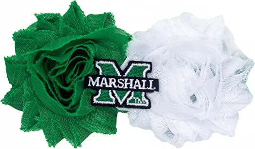 One Size Emerald Divine Creations NCAA Marshall Thundering Herd Girls Tiara3-Martiara3-Mar