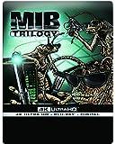 Men In Black Trilogy: 20th Anniversary Edition Steelbook - 4K UHD/Blu-ray/UltraViolet (Bilingual)