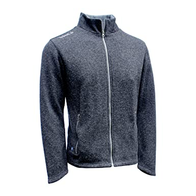 571e9e99d8c Victory 5V Heated Sweater Jacket by Volt at Amazon Men s Clothing store