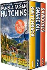 The Patrick Flint Series: Books 1-3 Box Set: Switchback, Snake Oil, and Sawbones Kindle Edition