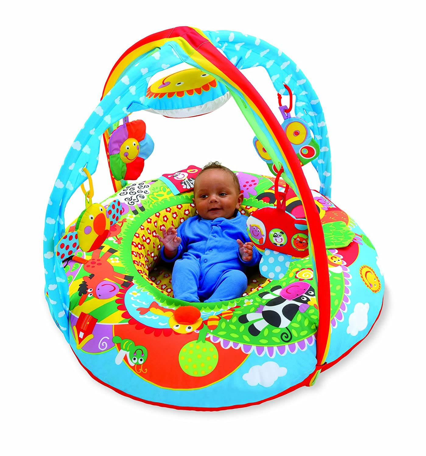 Galt Toys Playnest and Gym Farm Amazon Baby