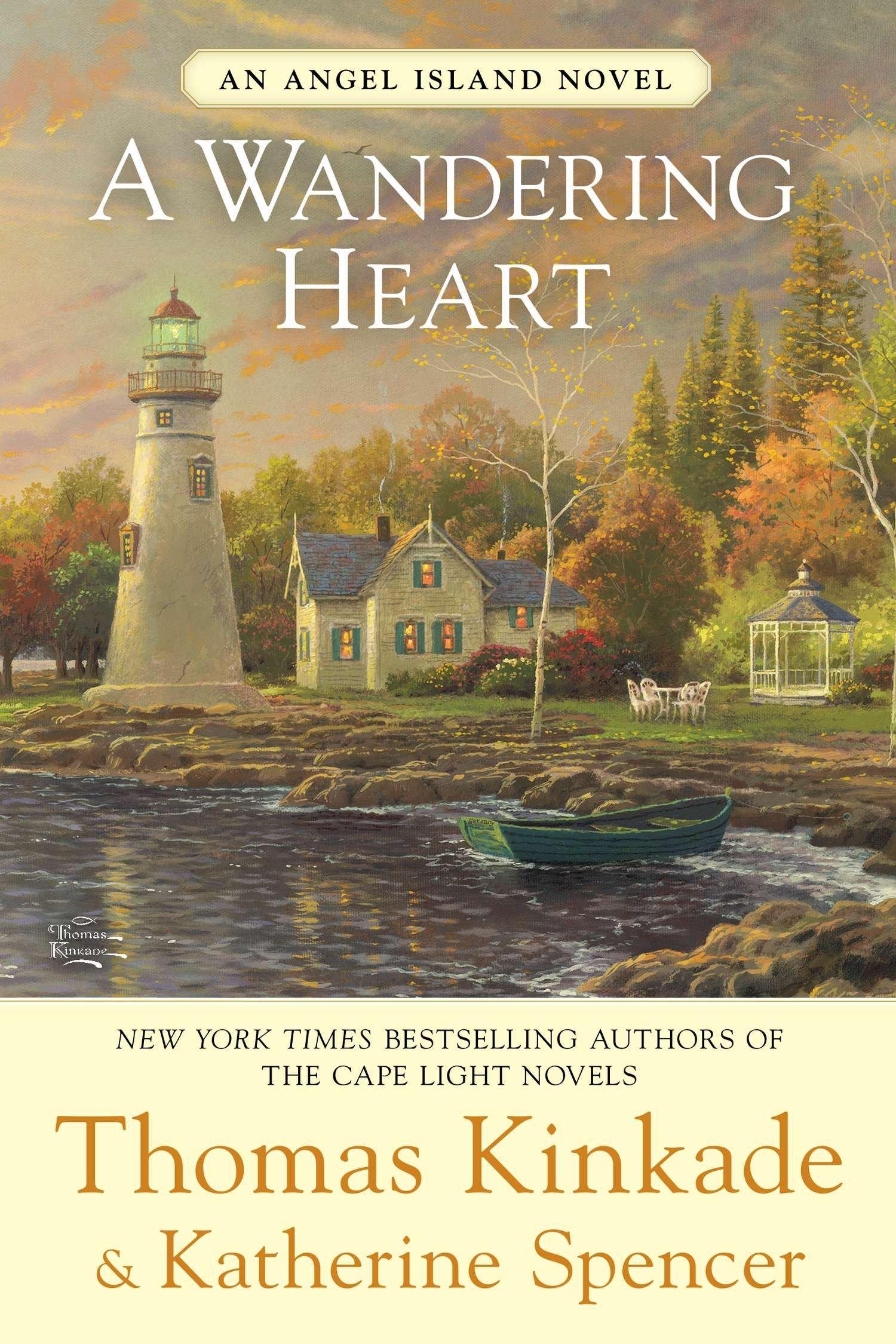 A Wandering Heart: An Angel Island Novel PDF