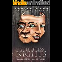 52 Sleepless Nights: Thriller, suspense, mystery, and horror short stories (English Edition)