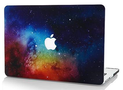 341c363db9a6d KECC MacBook Air 13 Inch Case Plastic Hard Shell Cover A1466/A1369 (Night  Dream)