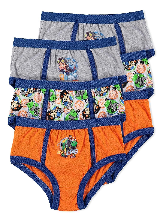 Rusty Rivets Boys Underwear | Briefs 6-pack Jellifish Kids