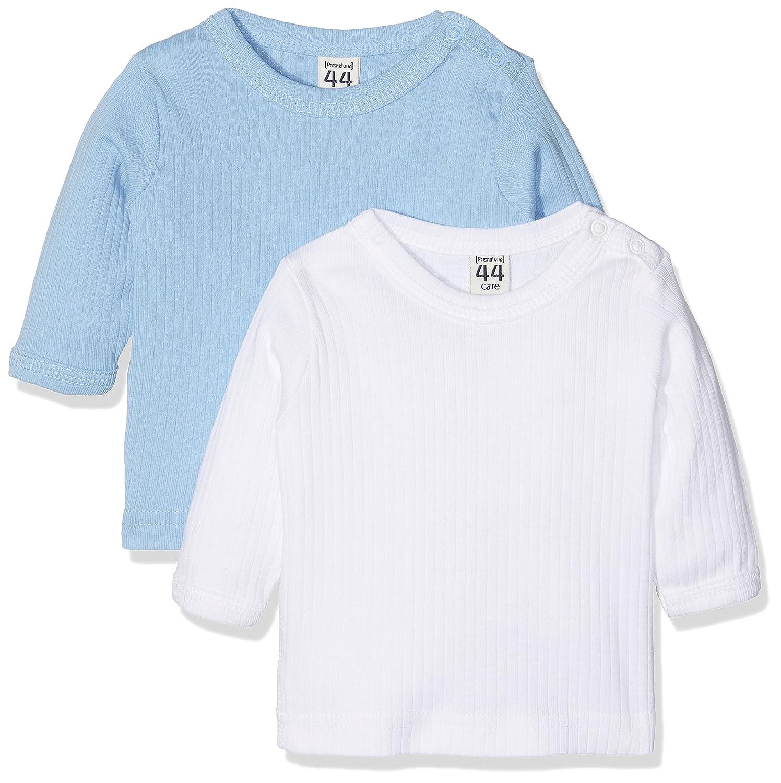 Care Baby-Jungen Langarmshirts Bio Baumwolle, 2er Pack Brands 4 Kids A/S 550067
