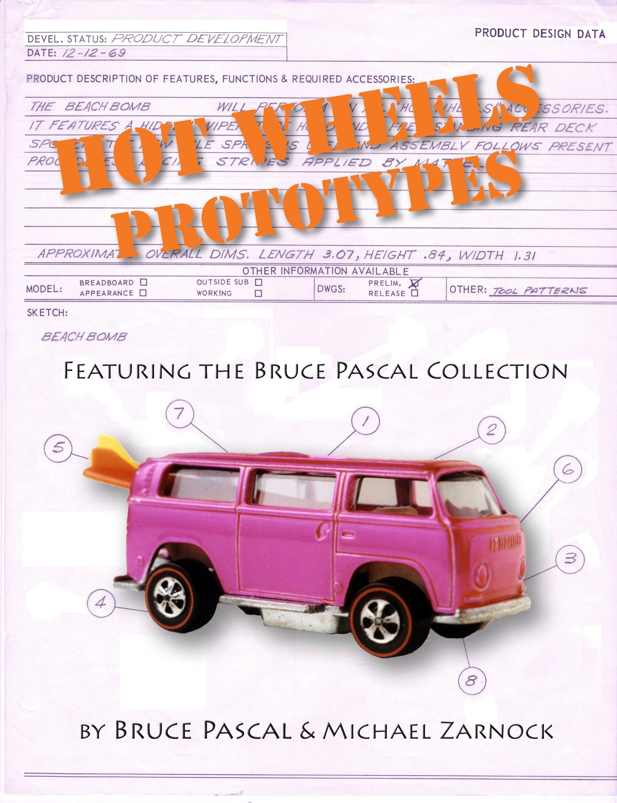 Hot Wheels Prototypes