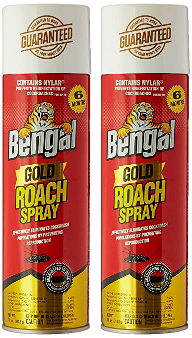 Bengal Roach killer Spray