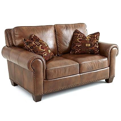 Fine Amazon Com Greyson Living Sanremo Top Grain Leather Machost Co Dining Chair Design Ideas Machostcouk