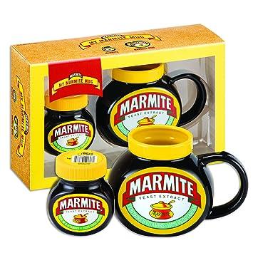 Amazon.com : Marmite Mug Gift Set : Grocery & Gourmet Food