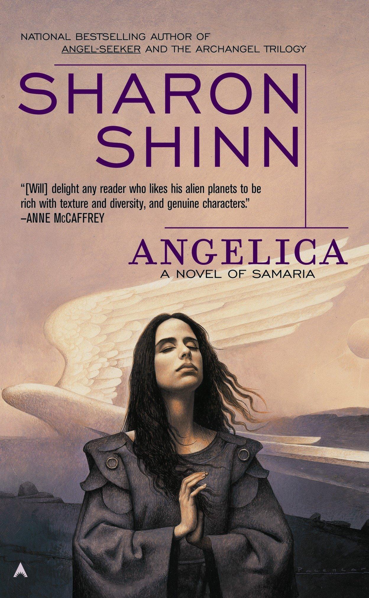 Download Angelica (Samaria, Book 4) pdf epub