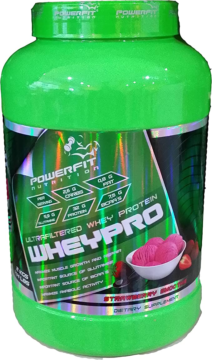 KASIKAO Whey Pro PowerFit 4Kg Proteina nutricion Deportiva ...