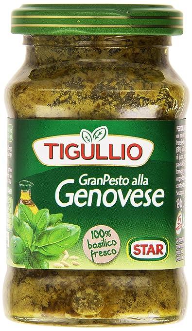 11 opinioni per Tigullio- Gran Pesto, Alla Genovese- 190 g