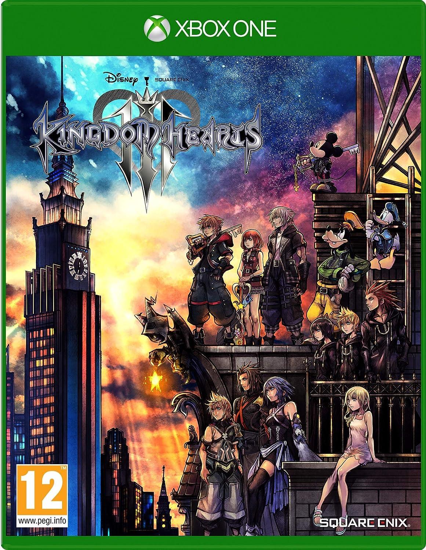 Kingdom Hearts 3 - Xbox One [Importación inglesa]: Amazon.es: Videojuegos