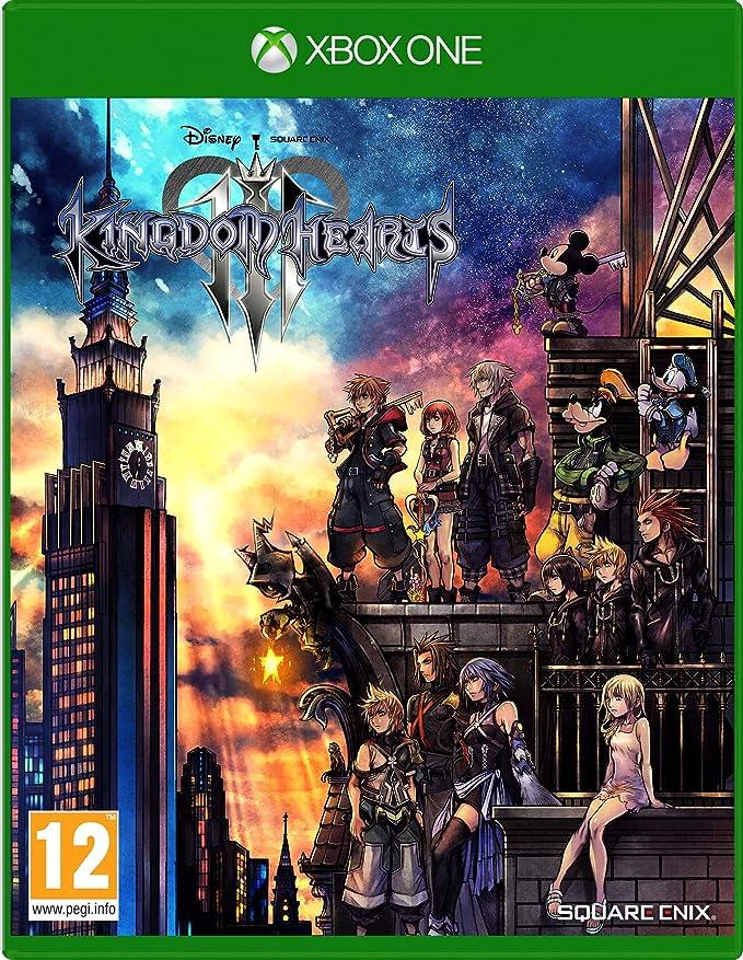 Kingdom Hearts 3 - Xbox One [Importación inglesa]: Amazon.es ...