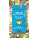 Pacifica Beauty Underarm Deodorant Wipes