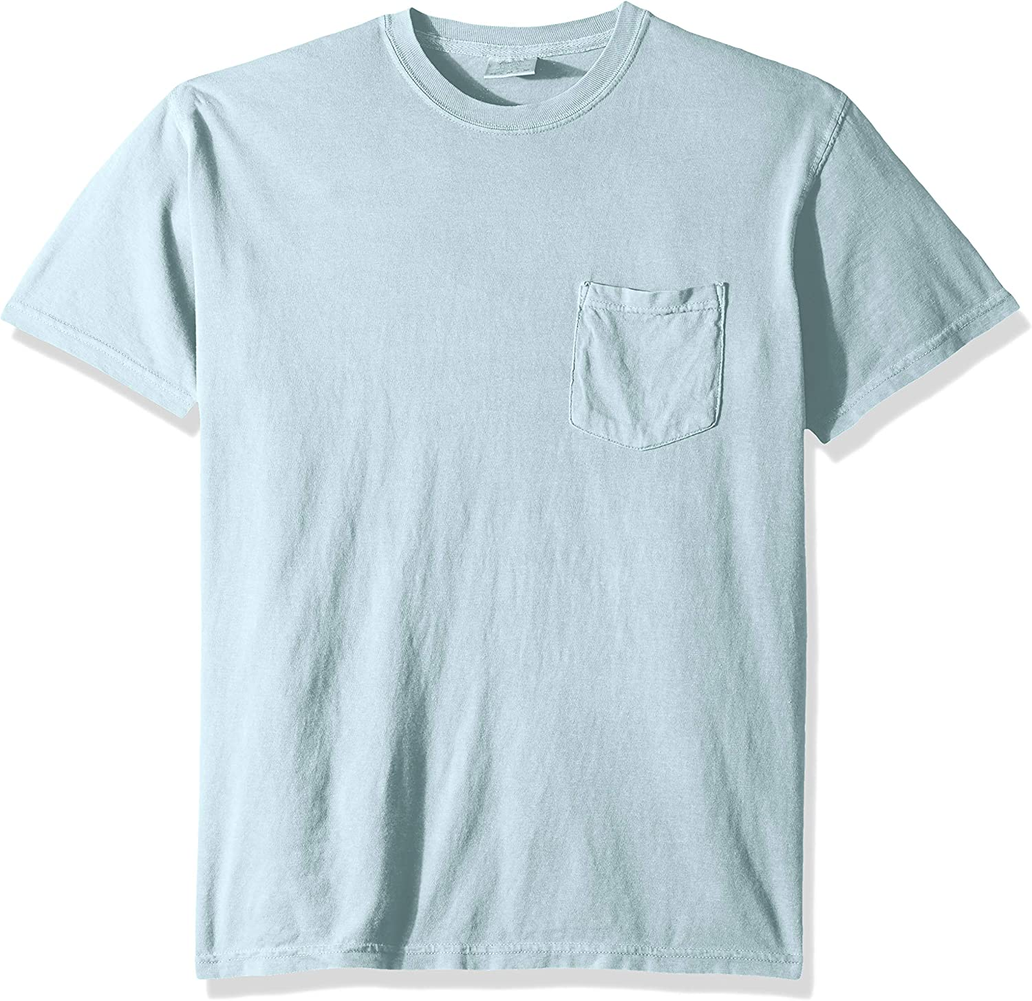 Comfort Colors Men's Adult Short Sleeve Pocket Tee, Style 6030