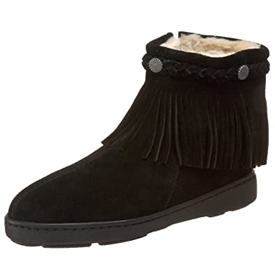 MINNETONKA Ankle boot Black Women
