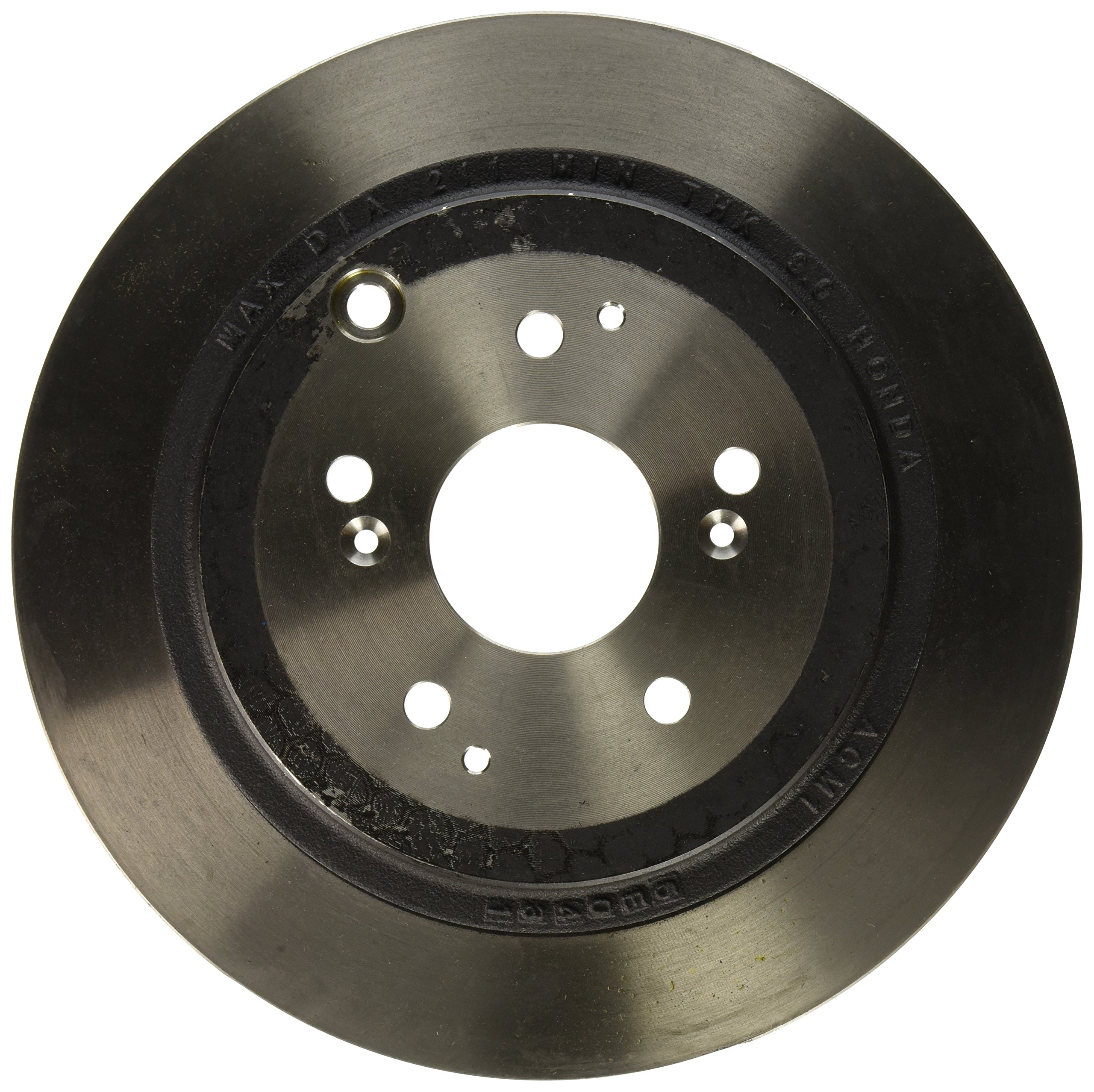 Genuine Honda 42510-S3V-A01 Rear Brake Disk by Honda