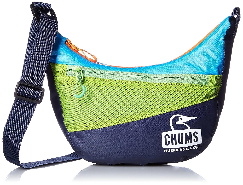 [チャムス] 防水ショルダーバッグ Box Elder Shoulder Bag CH60-2133-K001-00 B01DX4ZZOK  ネイビー/ブルー