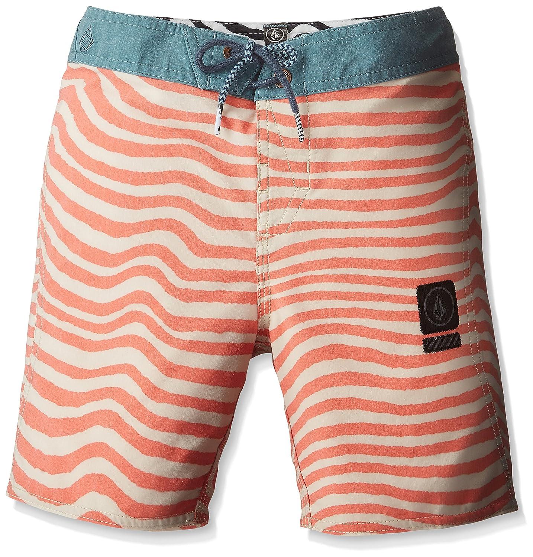 Volcom Baby Boys Mag Vibes Little Youth Boardshort Papaya 6 Volcom Children' s Apparel Y0811717