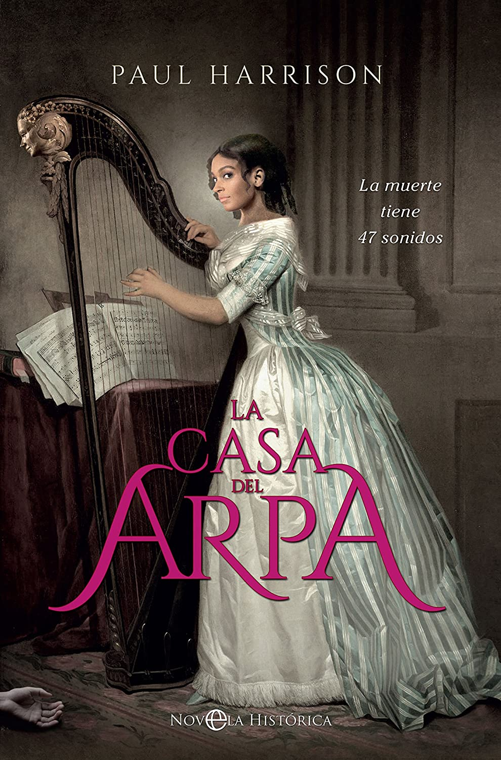 La casa del arpa (Novela histórica) eBook: Harrison, Paul: Amazon ...