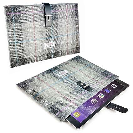 pretty nice f4071 a5a5c Alston Craig Harris Tweed Case Cover For Apple iPad Pro: Amazon.co ...