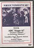 Truman Capote's A Christmas Memory - ABC Stage 67