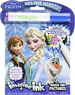 Bendon 10988 Disney Frozen Imagine Ink Magic Pictures