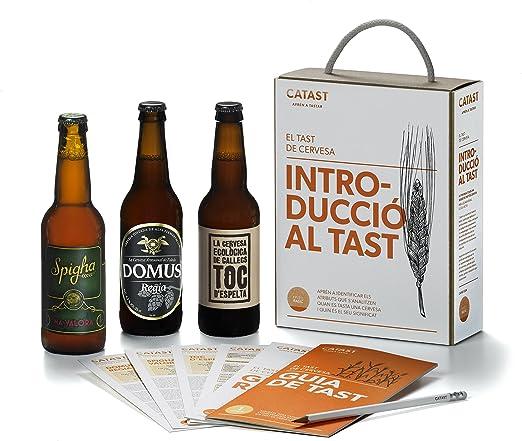 Kit para aprender a catar cerveza: Amazon.es: Hogar