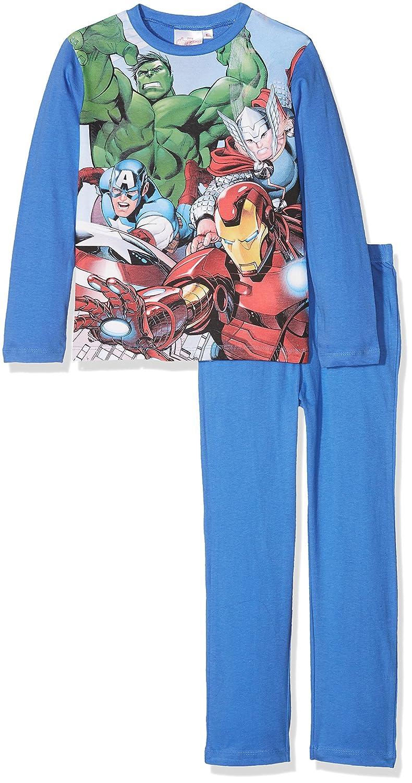 Marvel Avengers Heros, Pigiama Bambino ER2097