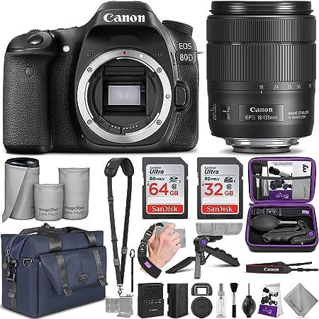Canon EOS 80d DSLR Cámara: Amazon.es: Electrónica