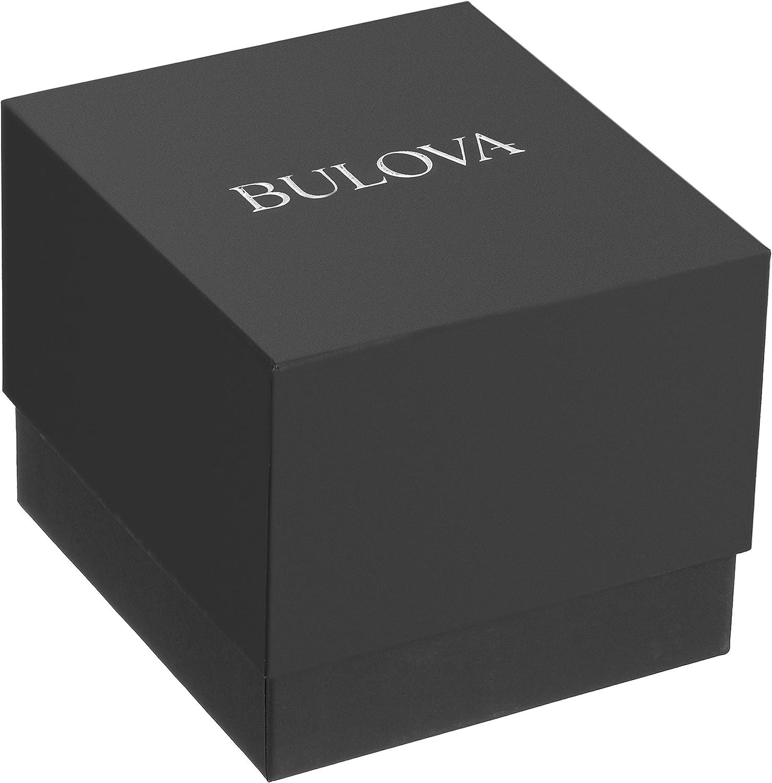 B00B6WH6JE Bulova Women\'s 98N100 Multi-Function Crystal Bracelet Watch 81aBRwPERSL.UL1500_