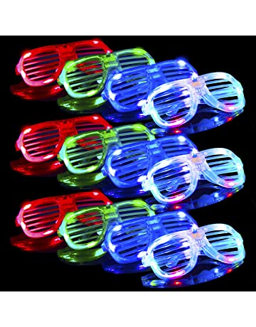 1ced3a1135 Glow in The Dark LED Glasses – Bulk Light Up Glasses