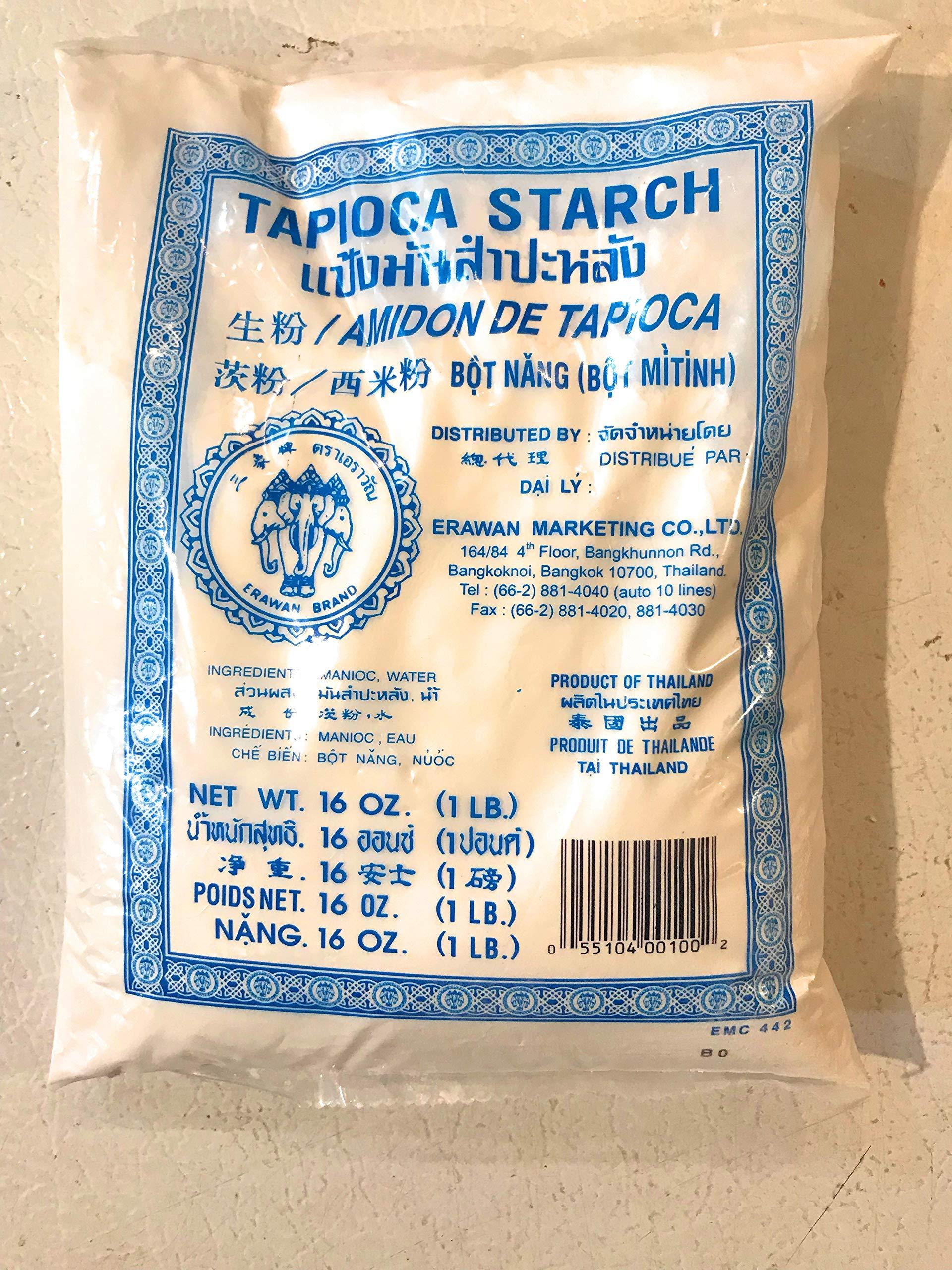 Tapioca Starch 1 LB x 20 Bags 西米粉