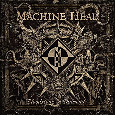 Machine Head - Bloodstone and diamonds (2014) 91w7032ktkL._SY450_