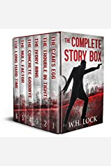 The Complete Story Box: Being a private detective in a city of heroes can be Hell (The Jack Stories Book 7) Kindle Edition