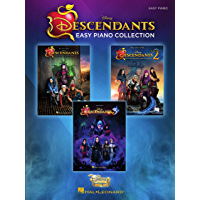 Descendants Easy Piano Collection: Music from the Trilogy of Disney Channel Motion Picture book cover