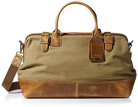 3ea53c6bd58 Timberland Men's Nantasket Duffel Bag, Brown: Amazon.co.uk: Clothing
