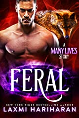 Feral: Paranormal Wolf Shifter Romance (Many Lives Book 2) Kindle Edition