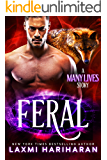 Feral: Paranormal Wolf Shifter Romance (Many Lives Book 1)