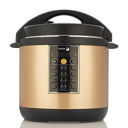 Amazon Fagor Lux Multi Cooker 6 Quart Electric Pressure