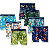 Hanes Boys Toddler 7-Pack Days of The Week Boxer Brief (Assorted)