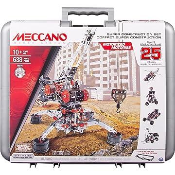mini Meccano Super Construction Set