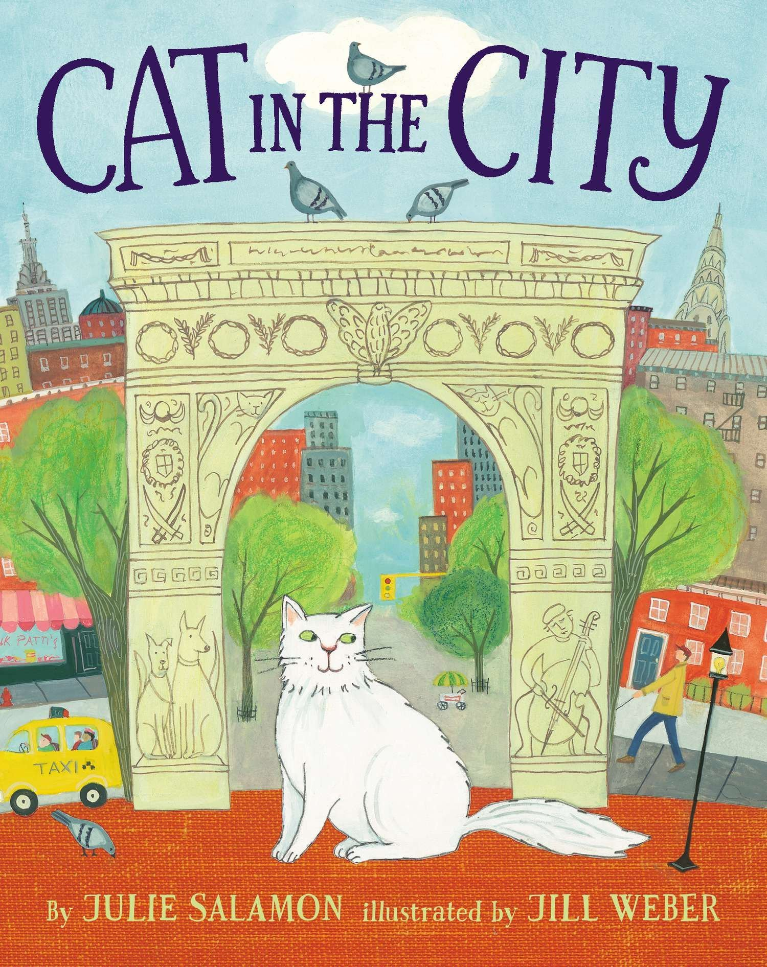 Cat in the City by Dial Books (Image #1)