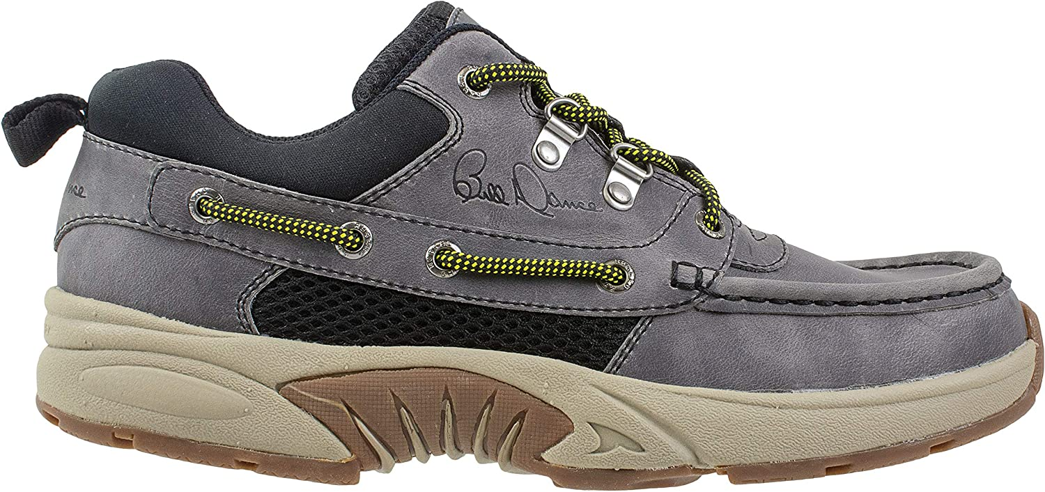 Fishing and Outdoor Shoe Rugged Shark Bill Dance Pro Boat Shoe Mens Sizes 8 to 13 Premium Leather and Comfort