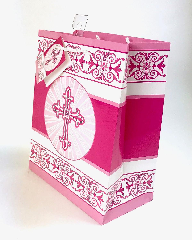 First 1st Sagrada Comunión bolsa de regalo envoltura de lujo ...