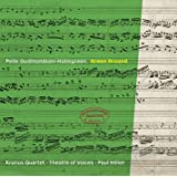 Holmgreen:Green Ground [Kronos Quartet; Theatre of Voices,Paul Hillier] [DACAPO: 8226153]